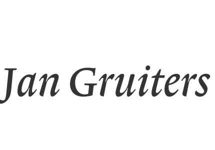 Jan Gruiters